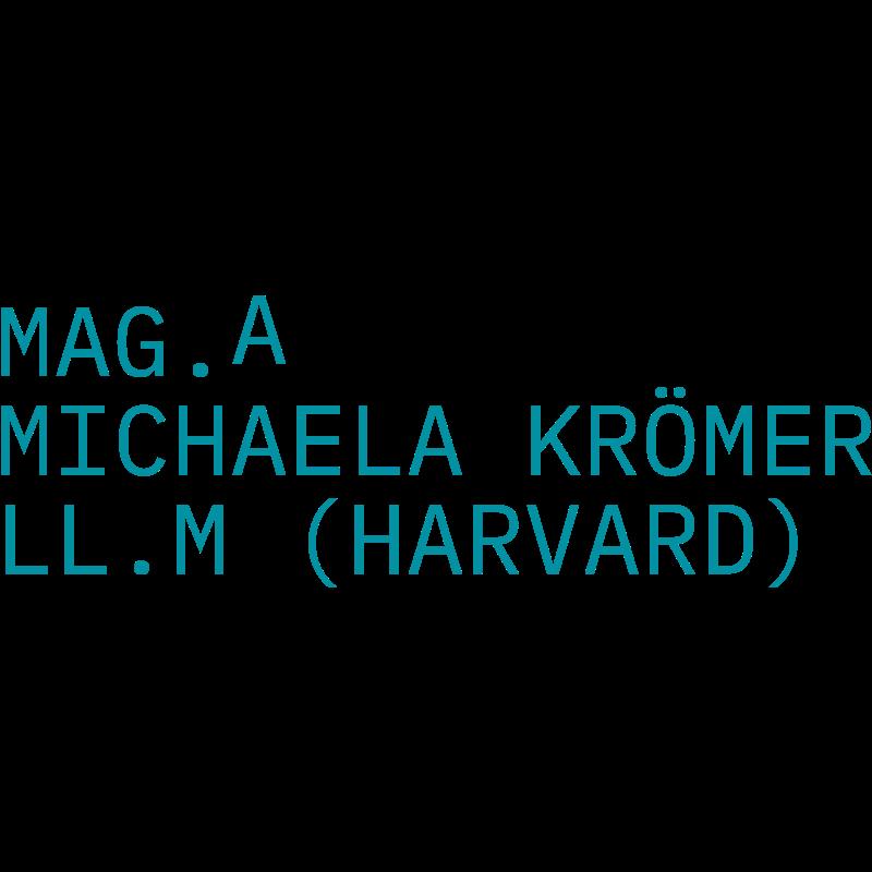 michaela kroemer rechtsanwaeltin